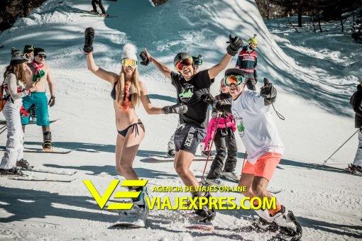 SnowAttack 2019. Tu viaje de nieve con ViajExpres.com